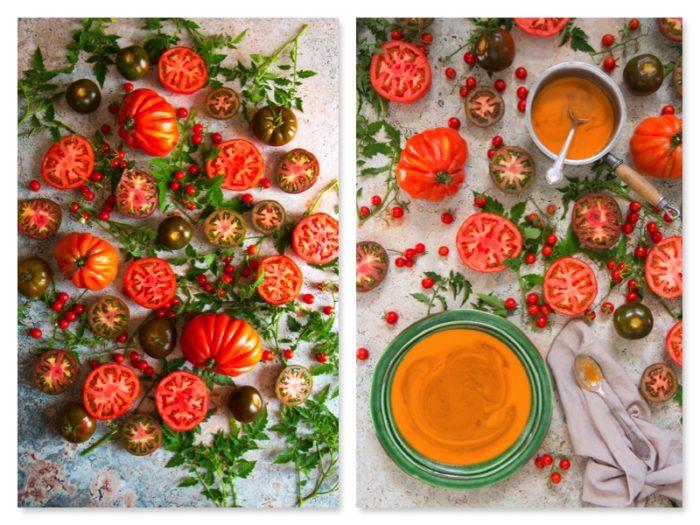 tomatensuppe aus sonnengereiften tomaten so wird sie perfekt und schmeckt unvergleichlich gut. Black Bedroom Furniture Sets. Home Design Ideas